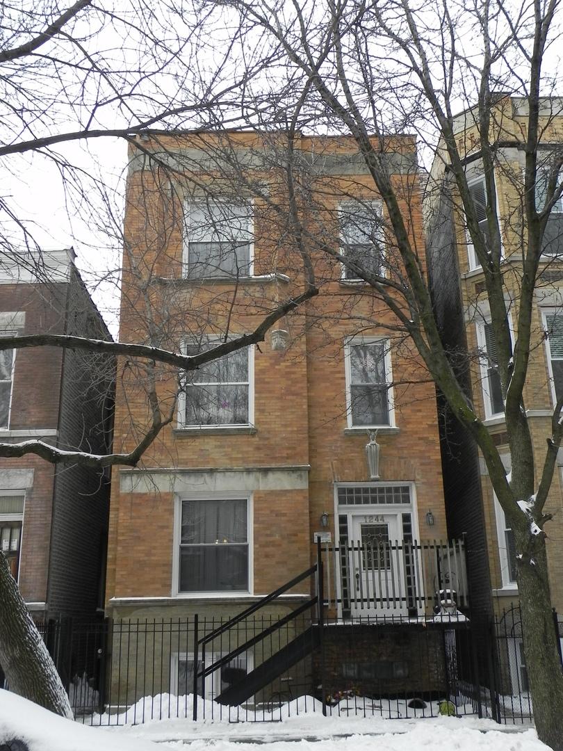 1244 N Artesian Avenue, Chicago, IL 60622