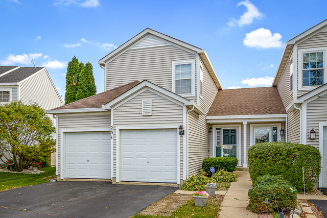 251 Wedgewood Circle, Lake In The Hills, IL 60156