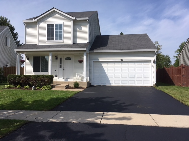 181 Bridlewood Circle, Lake In The Hills, IL 60156