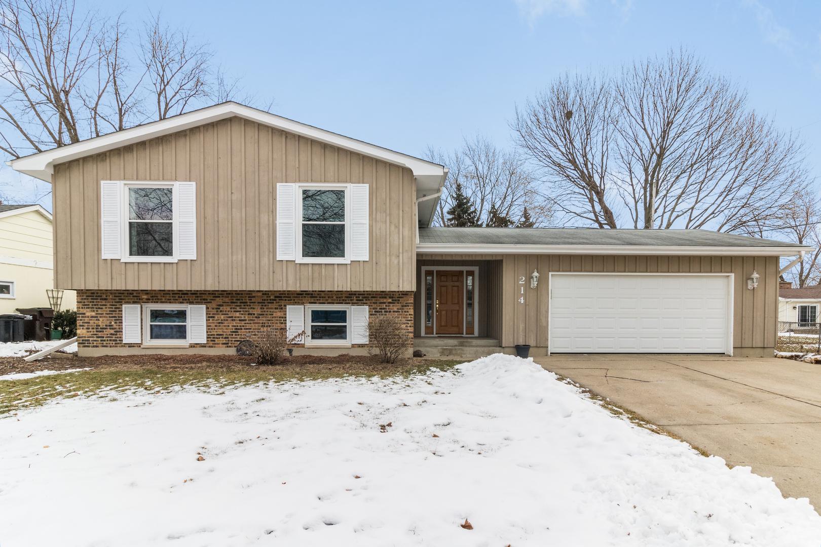 214 N Timothy Lane, Mchenry, IL 60050
