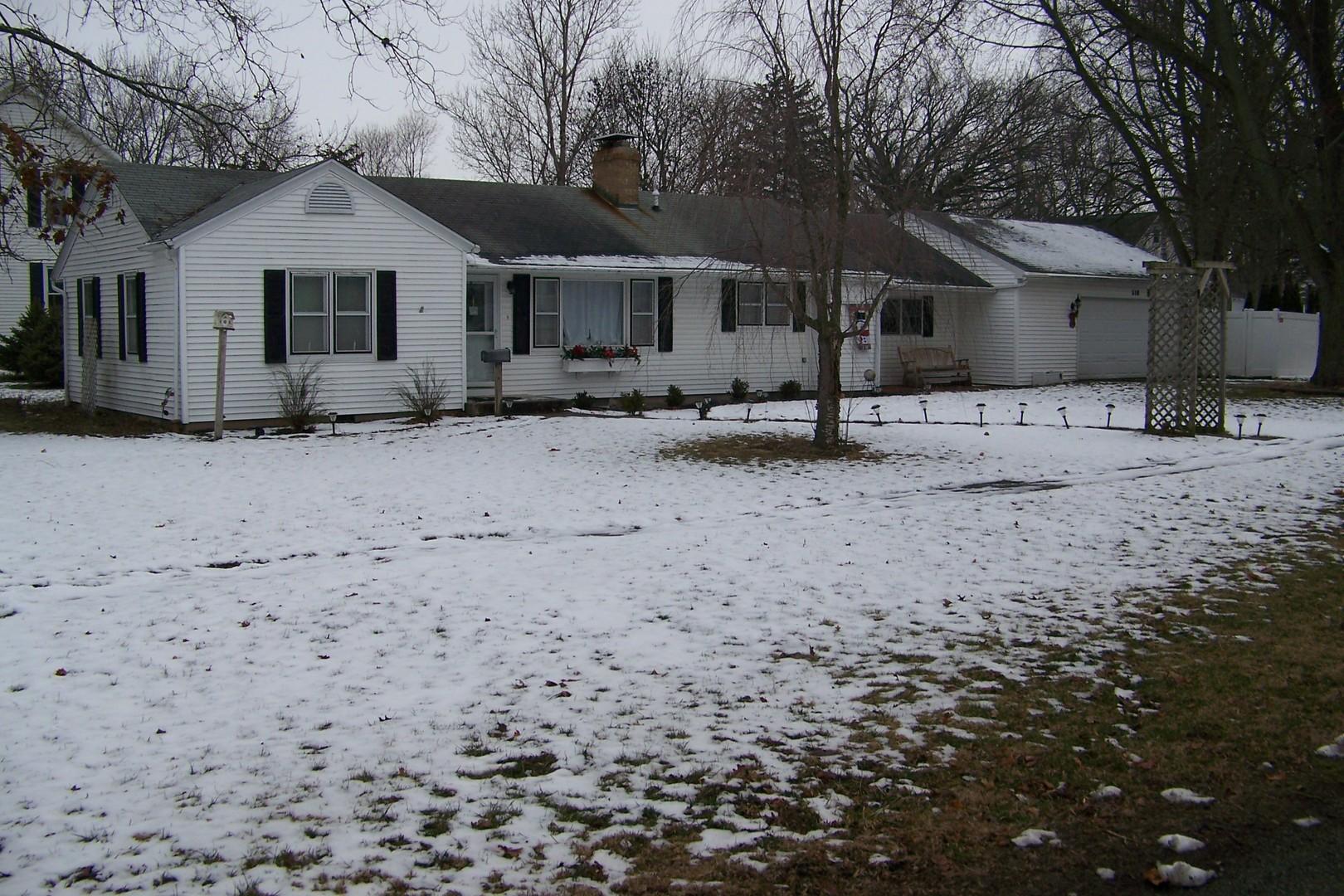 510 S Webster Street, Fairbury, IL 61739