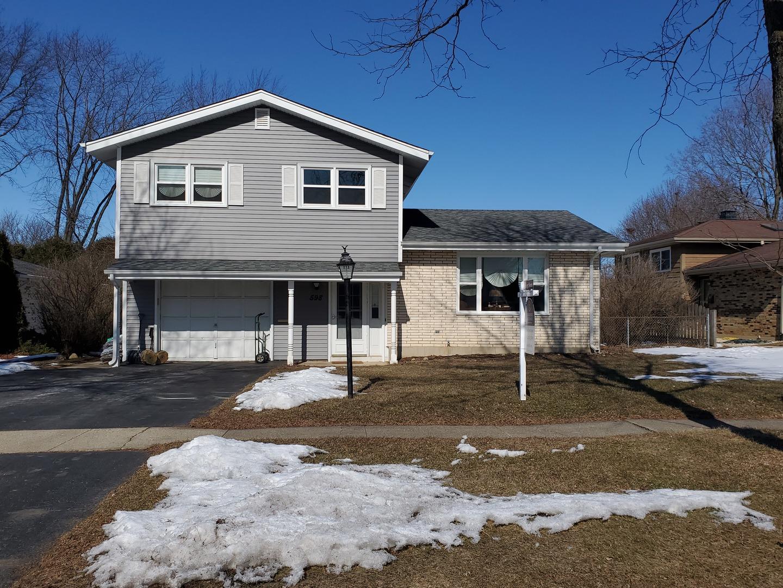 598 Sharon Drive, Crystal Lake, IL 60014