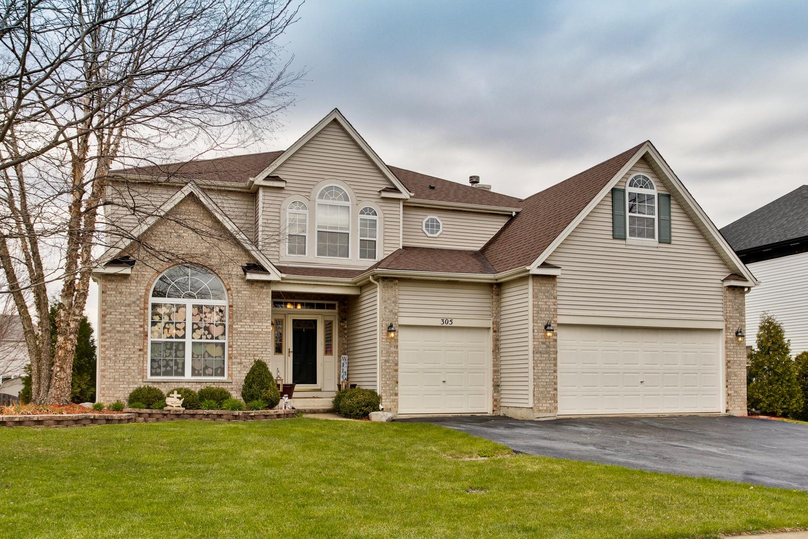 305 Greenview Lane, Lake Villa, IL 60046