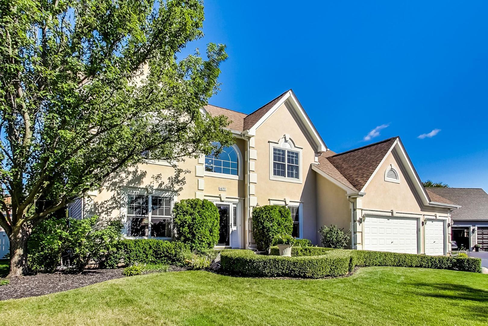 1672 Flagstone Drive, Crystal Lake, IL 60014
