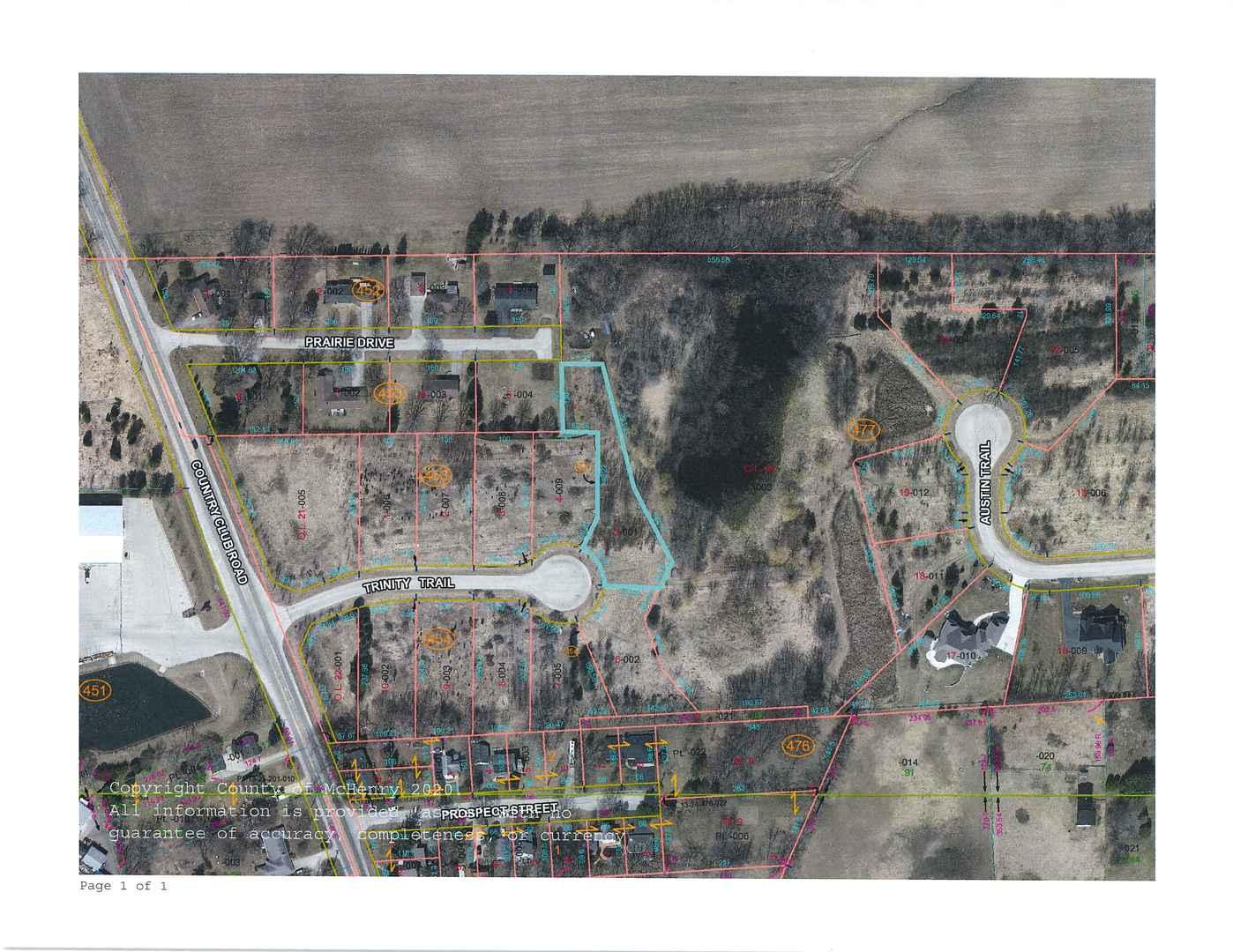 8308 Trinity Trail, Woodstock, IL 60098