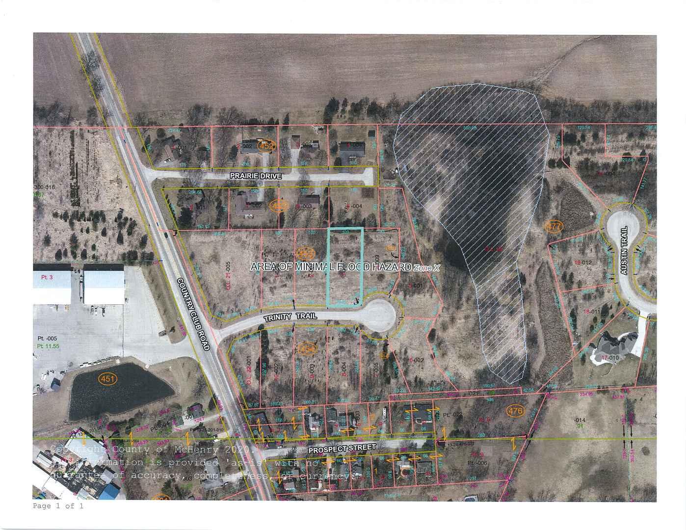 8314 Trinity Trail, Woodstock, IL 60098