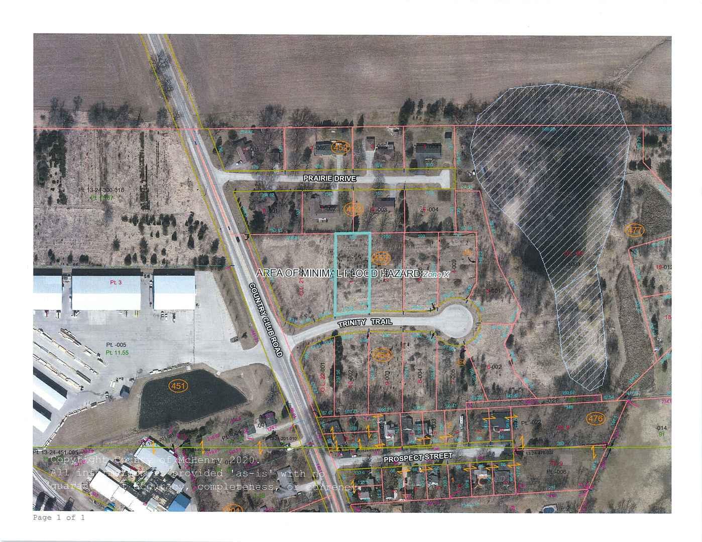 8320 Trinity Trail, Woodstock, IL 60098