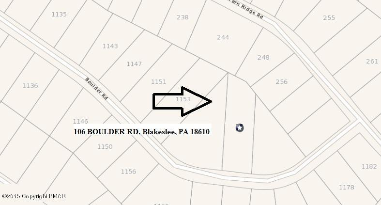 106 Boulder Rd, Blakeslee, PA 18610