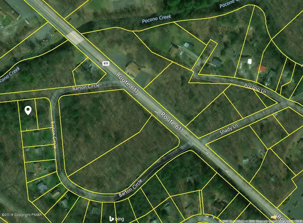 Pocono Creek Dr, Bartonsville, PA 18321