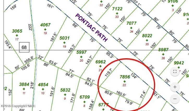 22-68-12 Pontiac Path, Pocono Lake, PA 18347