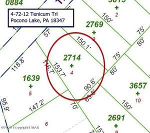 4-72-12 Tenicum, Pocono Lake, PA 18347