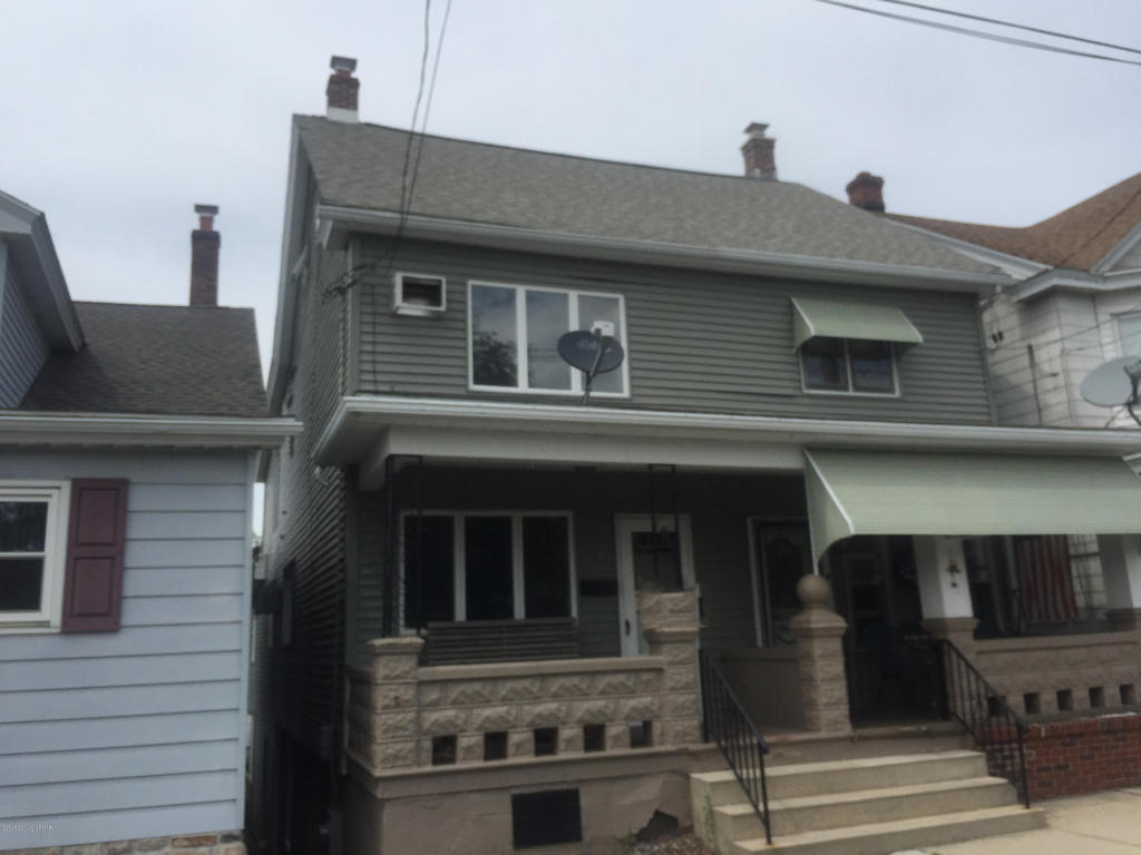 12 W Fell St, Summit Hill, PA 18250