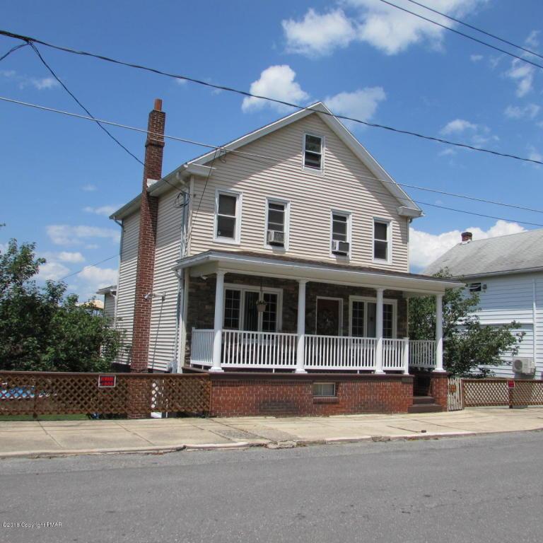 336 E Fell St, Summit Hill, PA 18250