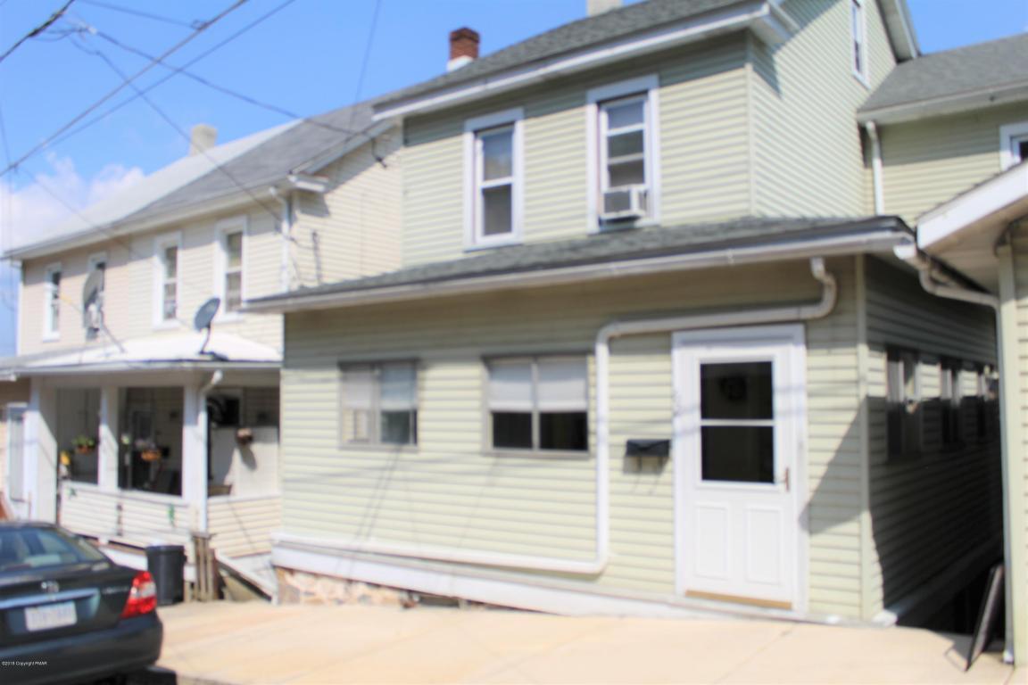 62 W Ridge St, Nesquehoning, PA 18240