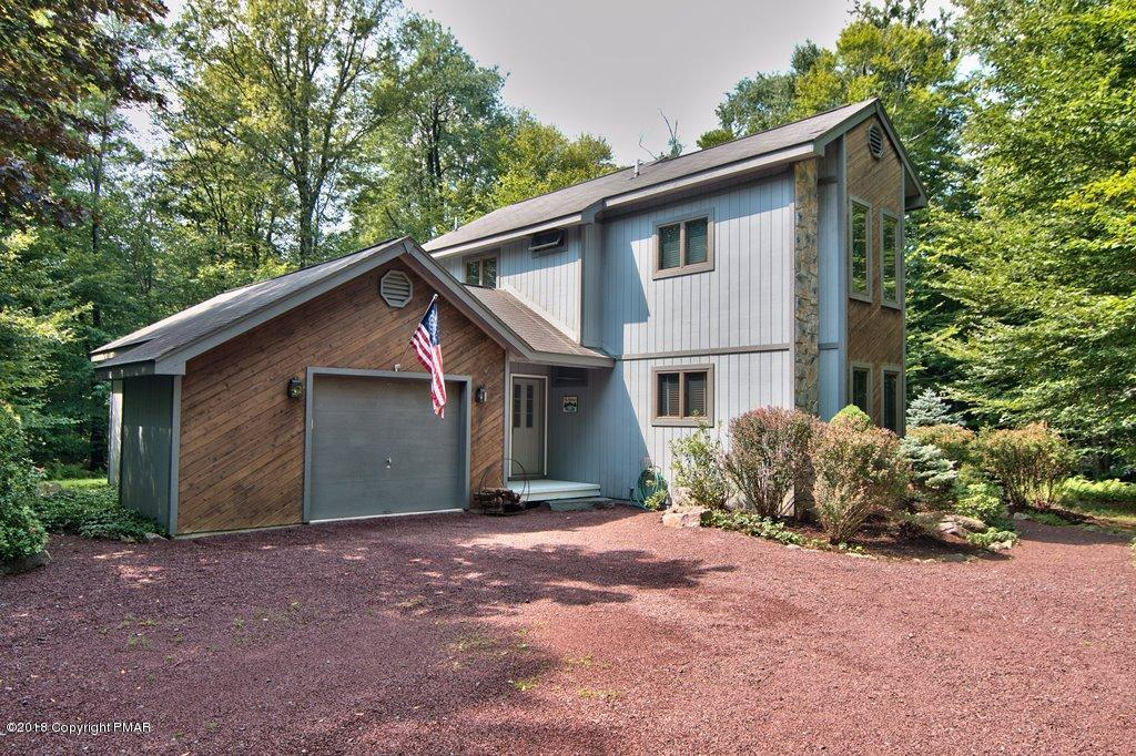 2124 Blue Ox Rd, Pocono Pines, PA 18350