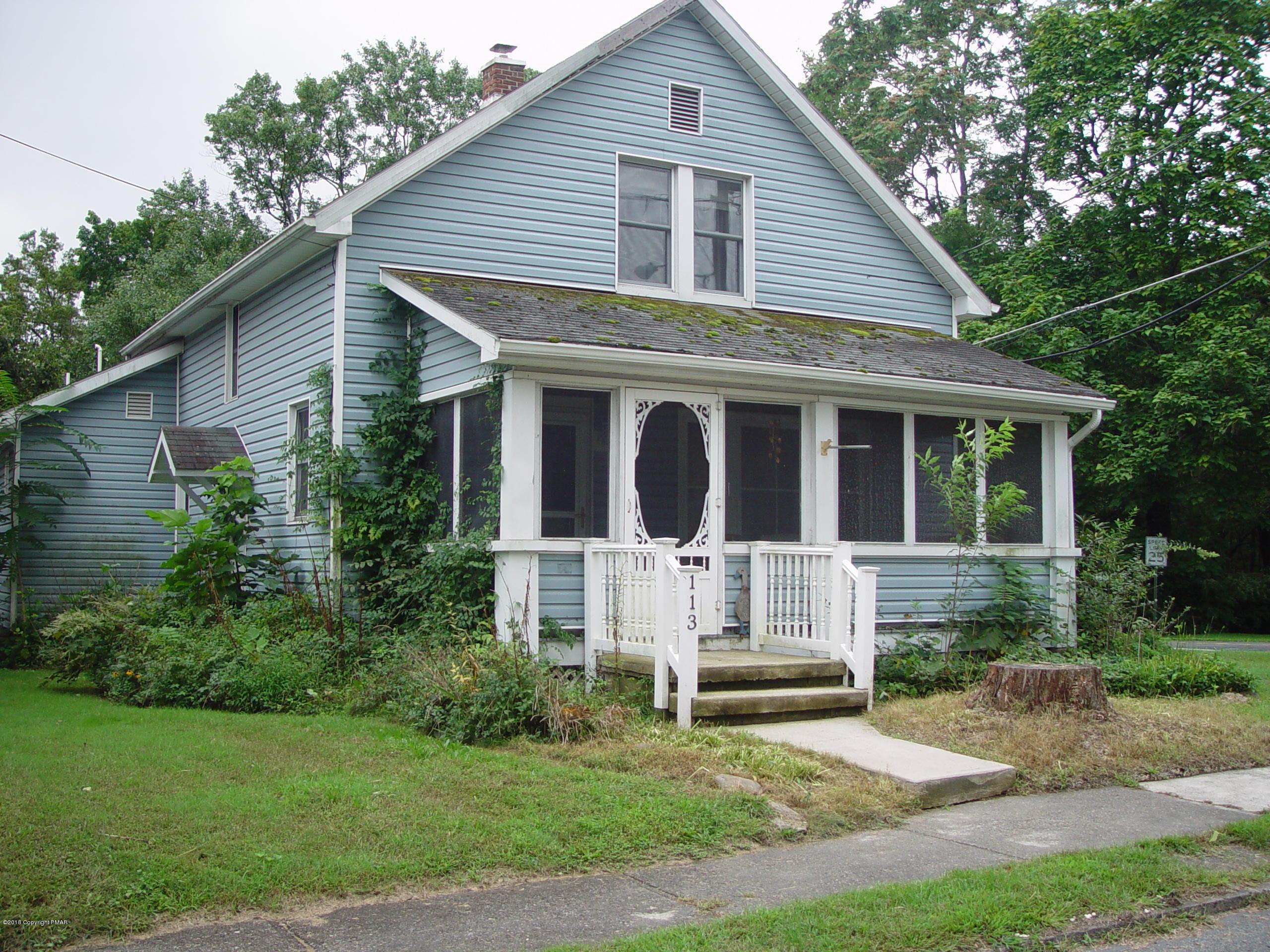 113 W 4th St, East Stroudsburg, PA 18301