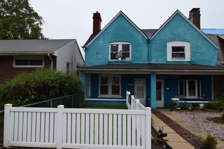 241 Lehigh Ave, Palmerton, PA 18071