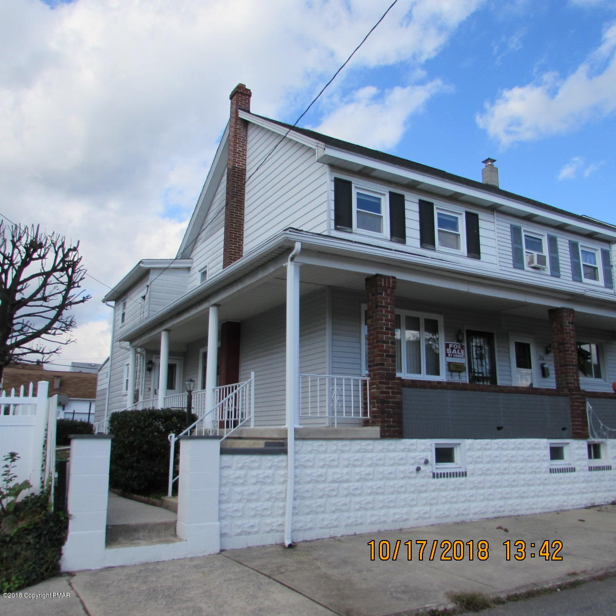 236 W White St, Summit Hill, PA 18250