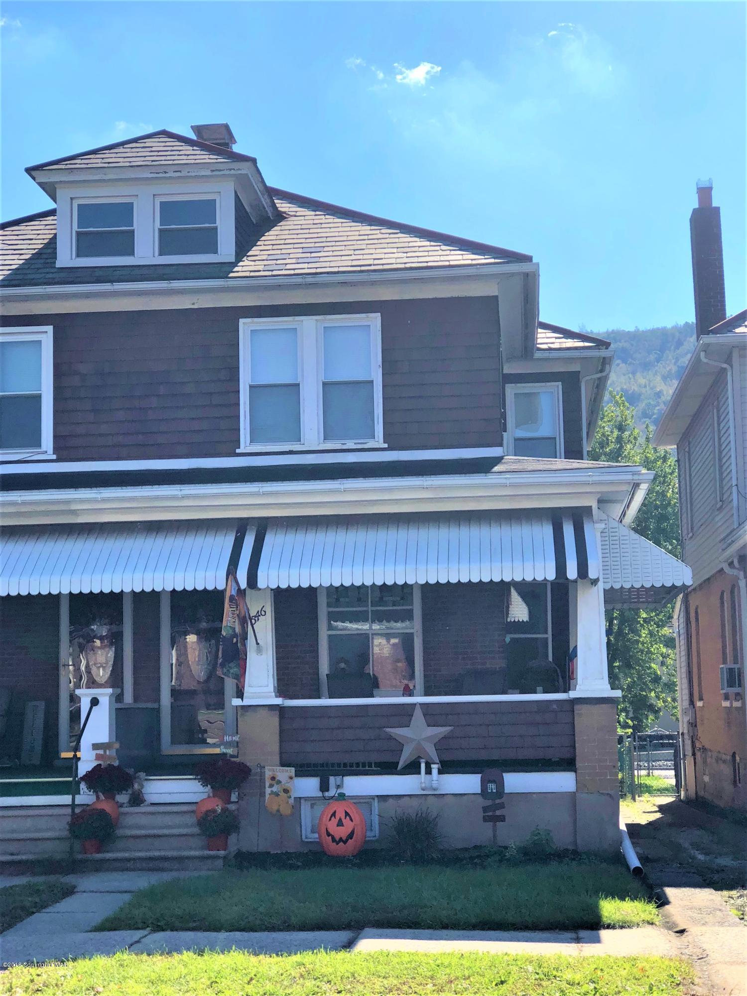 546 Franklin Ave, Palmerton, PA 18071