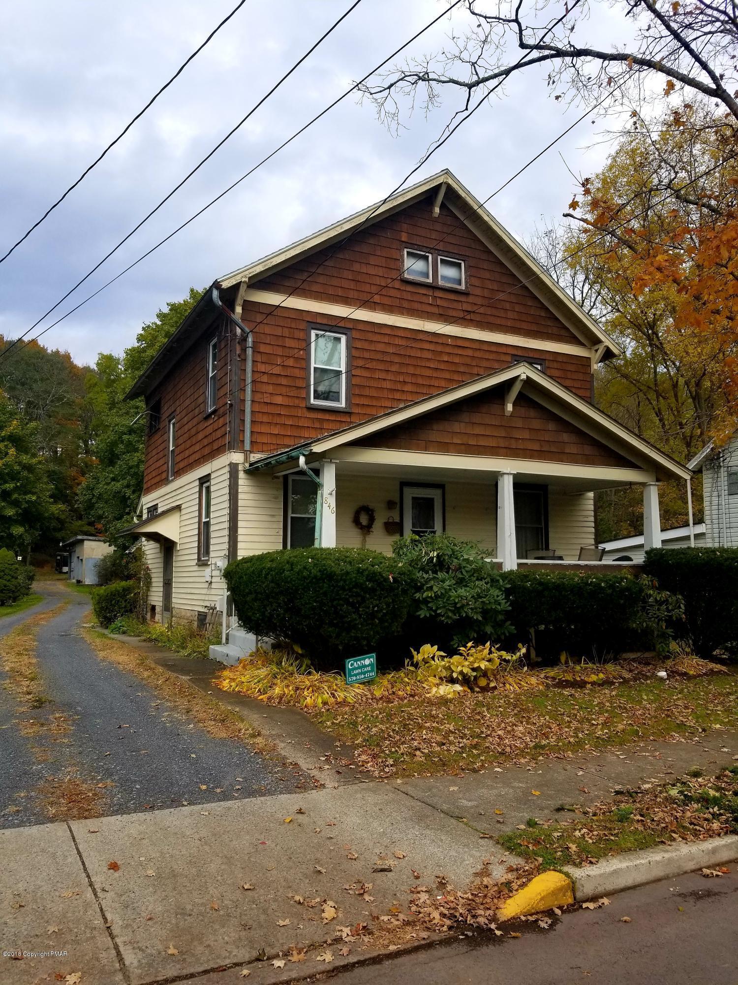 846 Scott St, Stroudsburg, PA 18360
