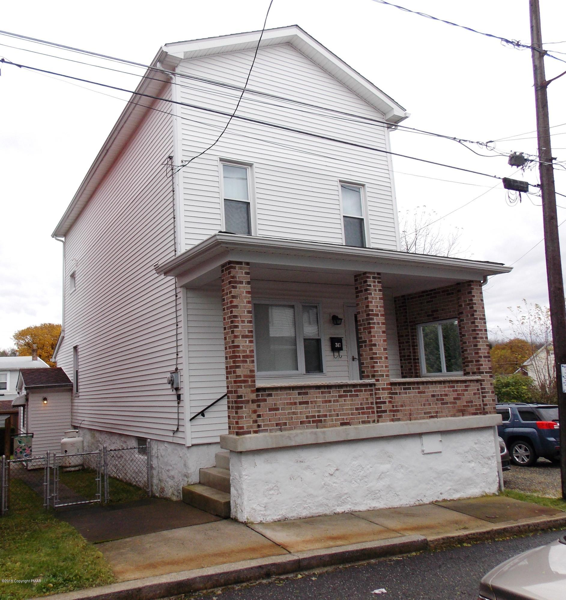 343 W Iron St, Summit Hill, PA 18250