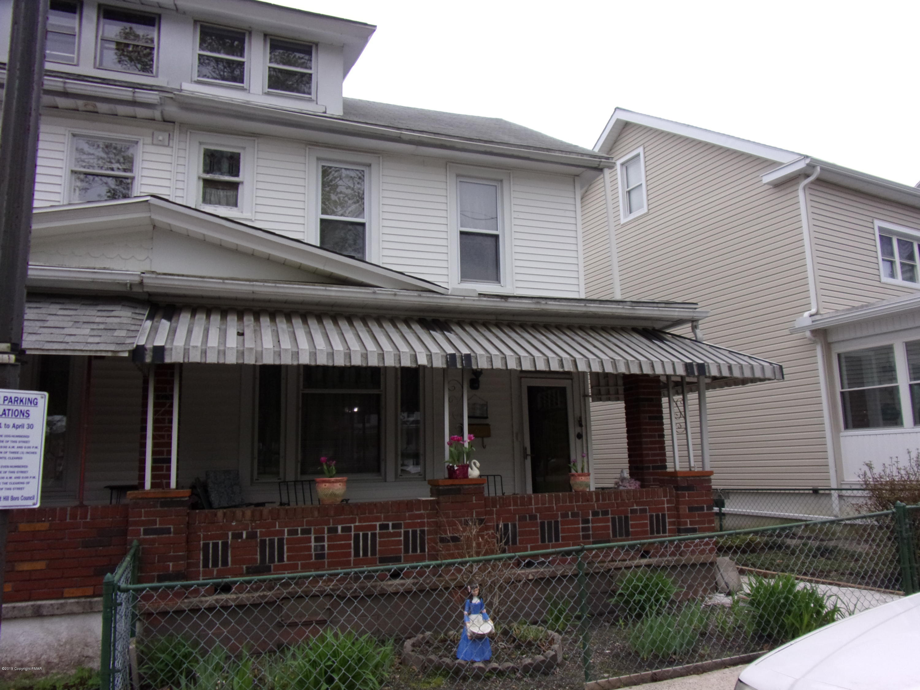 123 W Holland St, Summit Hill, PA 18250