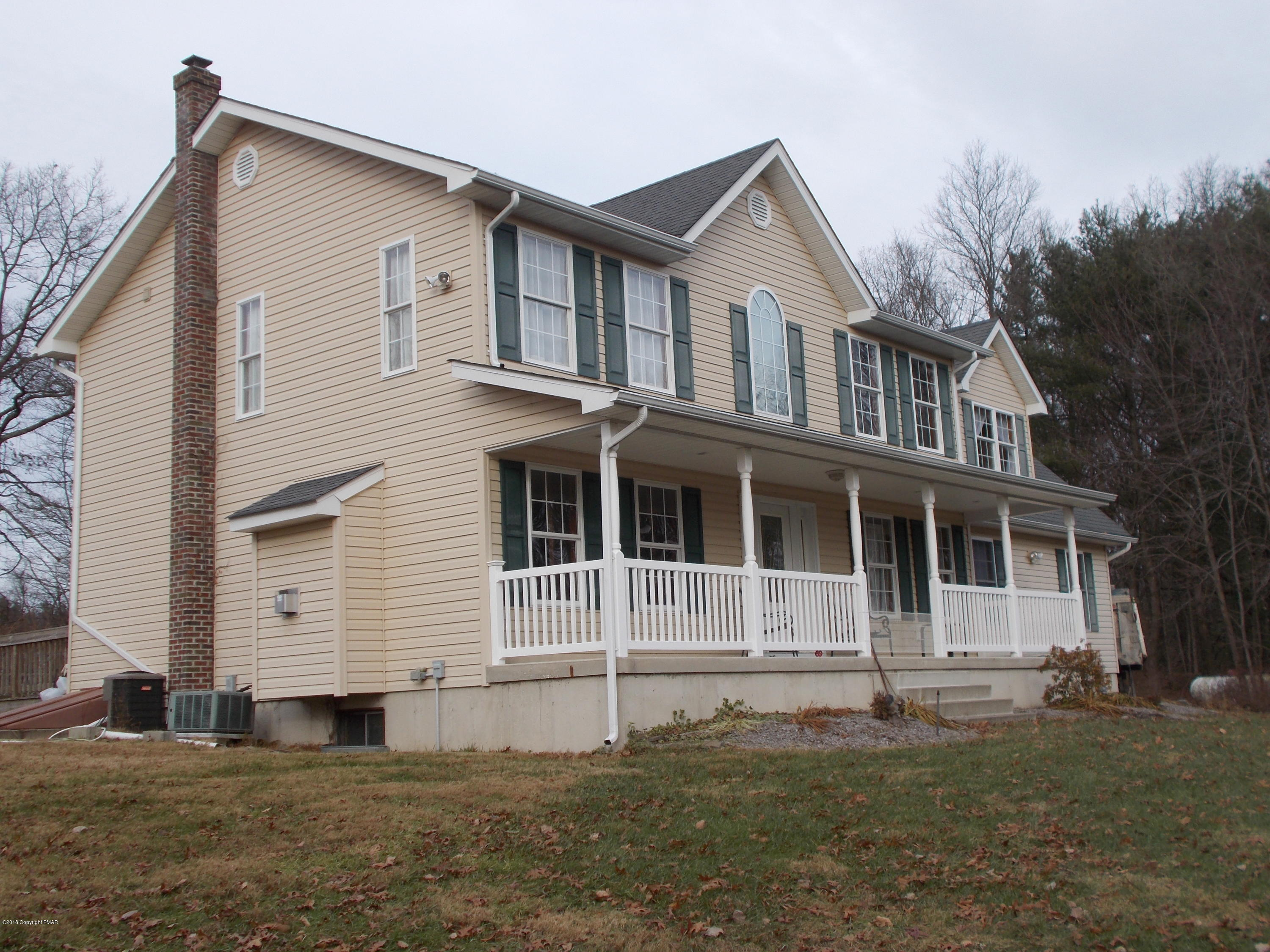 603 Bartonsville Woods Rd, Reeders, PA 18352