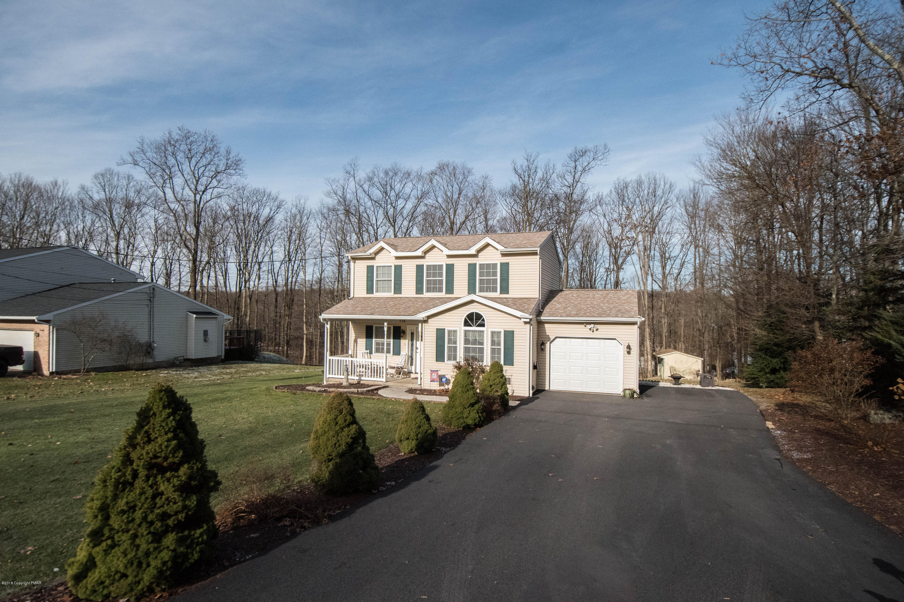 114 Foothill Dr, Mountain Top, PA 18707