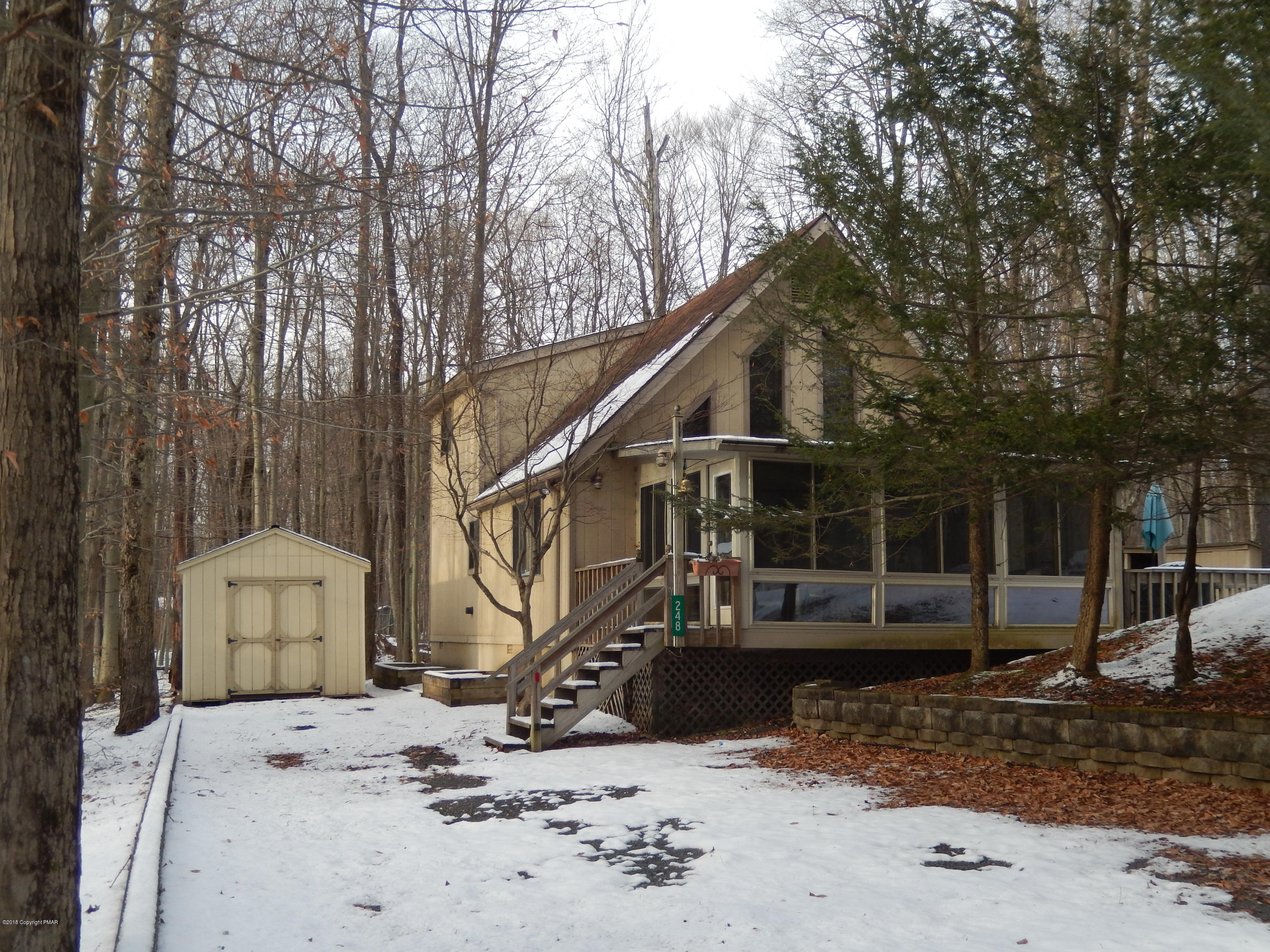 248 Pontiac Path, Pocono Lake, PA 18347