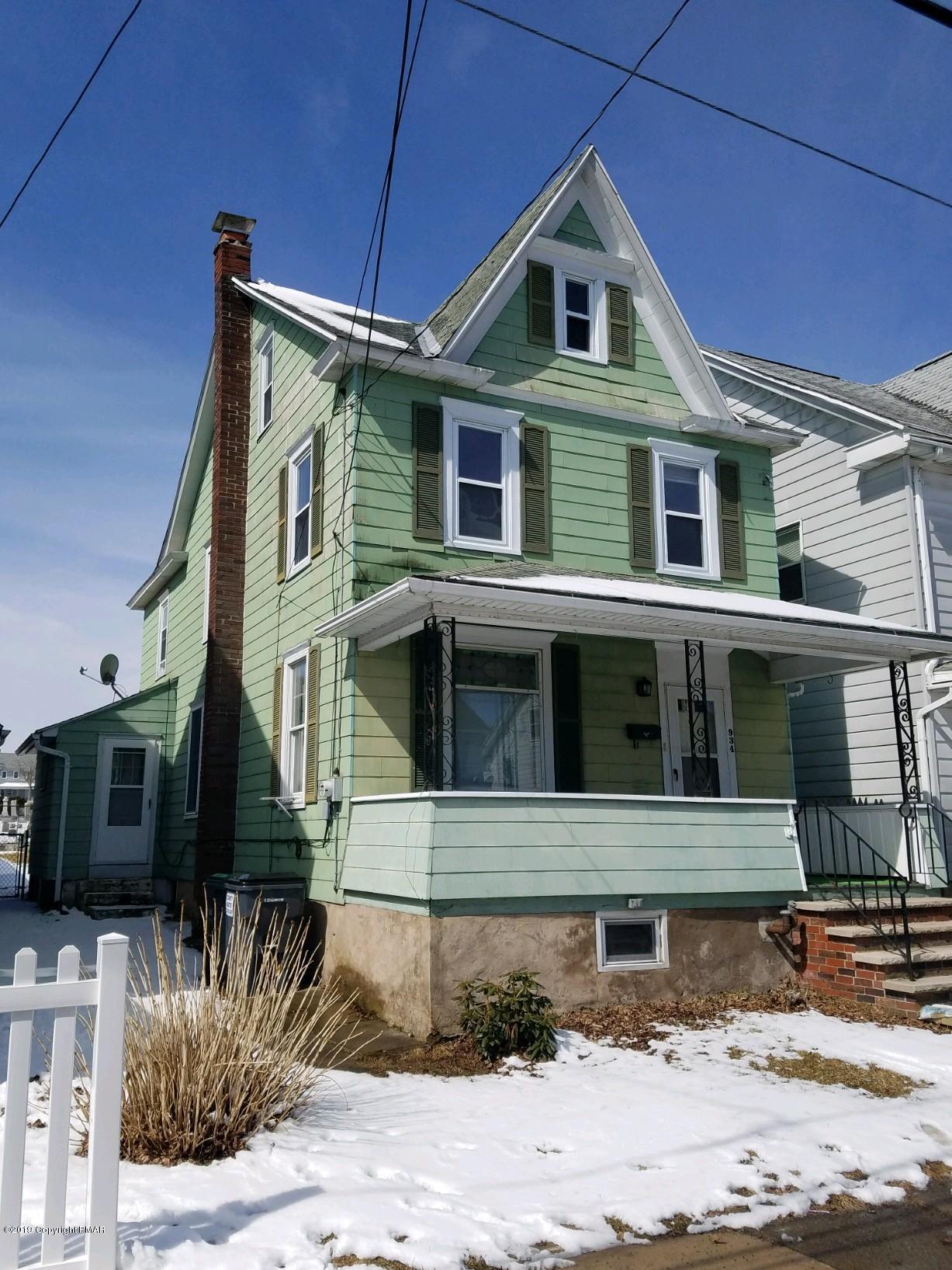 934 Birkbeck St., Freeland, PA 18224