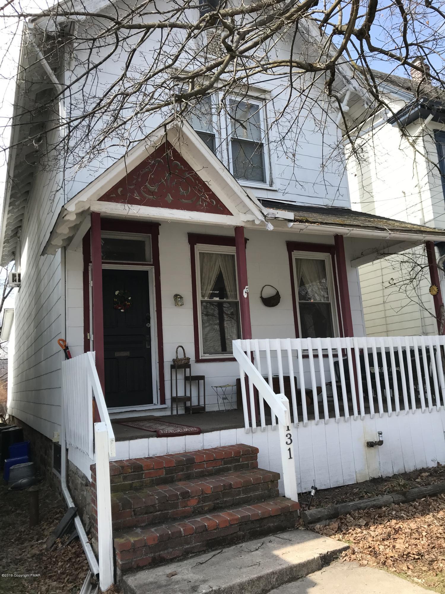 131 S South St, Jim Thorpe, PA 18229