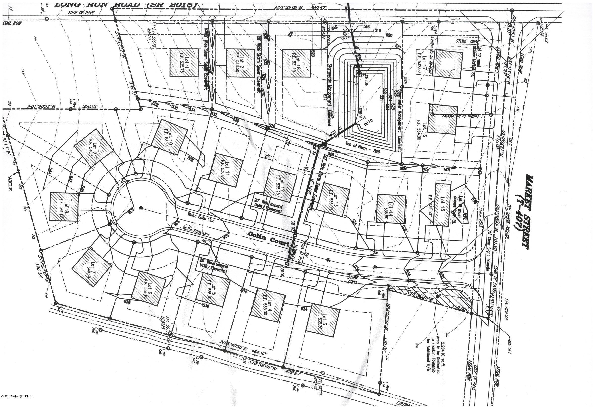 Market St. And Long Run Rd, Lehighton, PA 18235