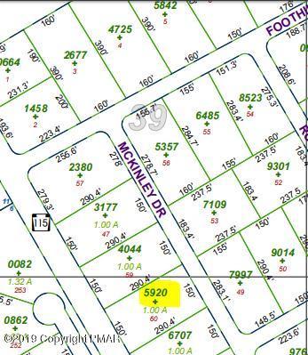 60 Mckinley Drive, Effort, PA 18330
