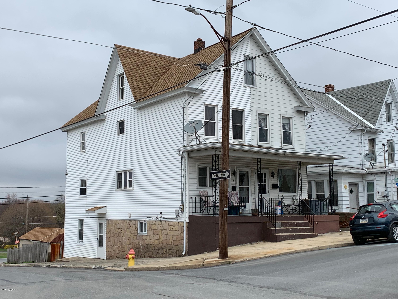 2 E Fell Street, Summit Hill, PA 18250