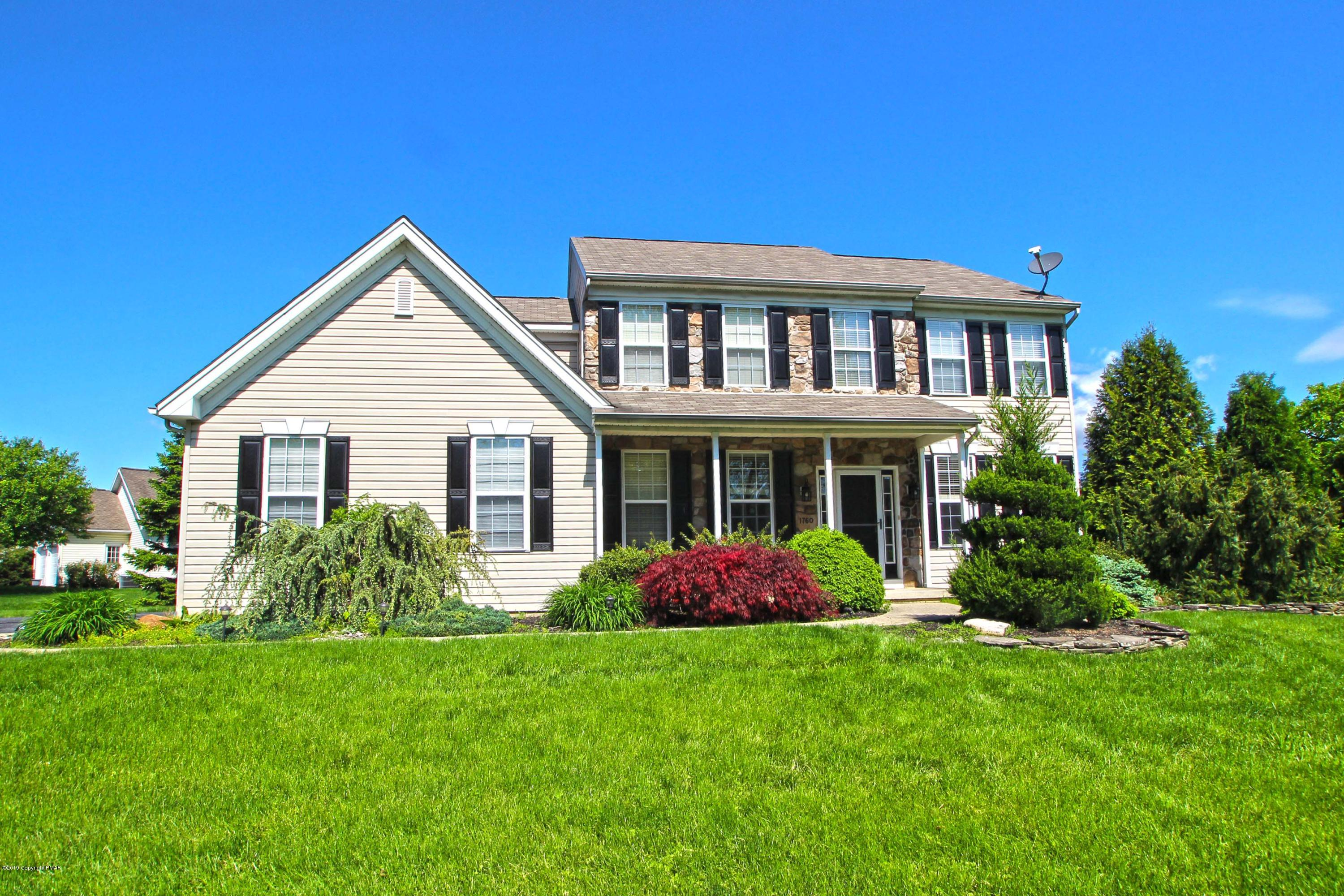 1760 Blossom Hill Rd, Easton, PA 18040