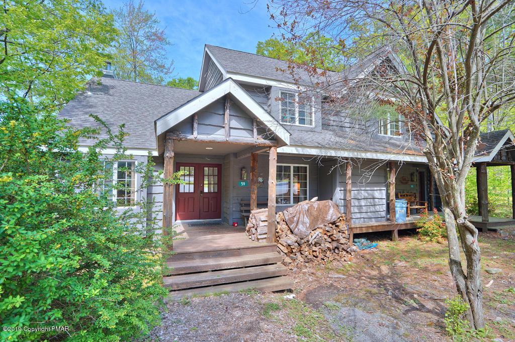59 Aspenwall, Lake Harmony, PA 18661