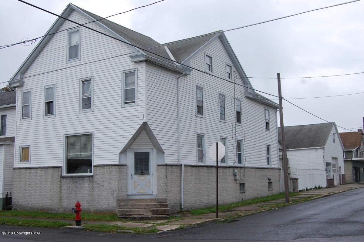 101 E Hazard St, Summit Hill, PA 18250