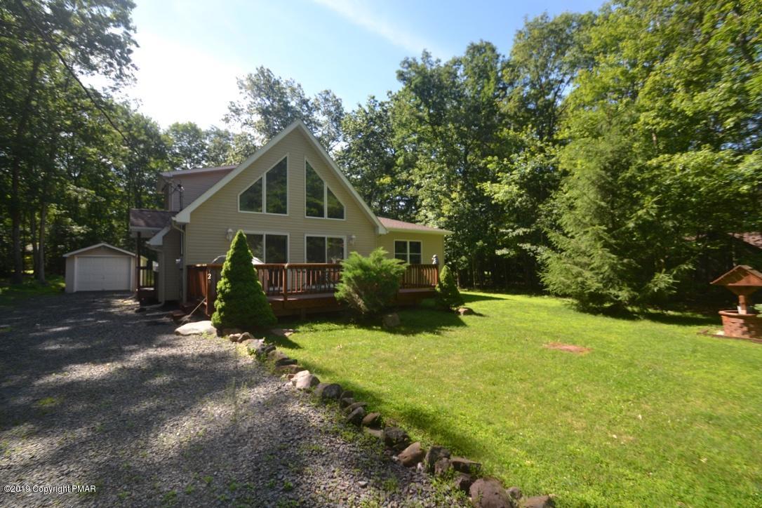 129 Thomas Ln, Albrightsville, PA 18210