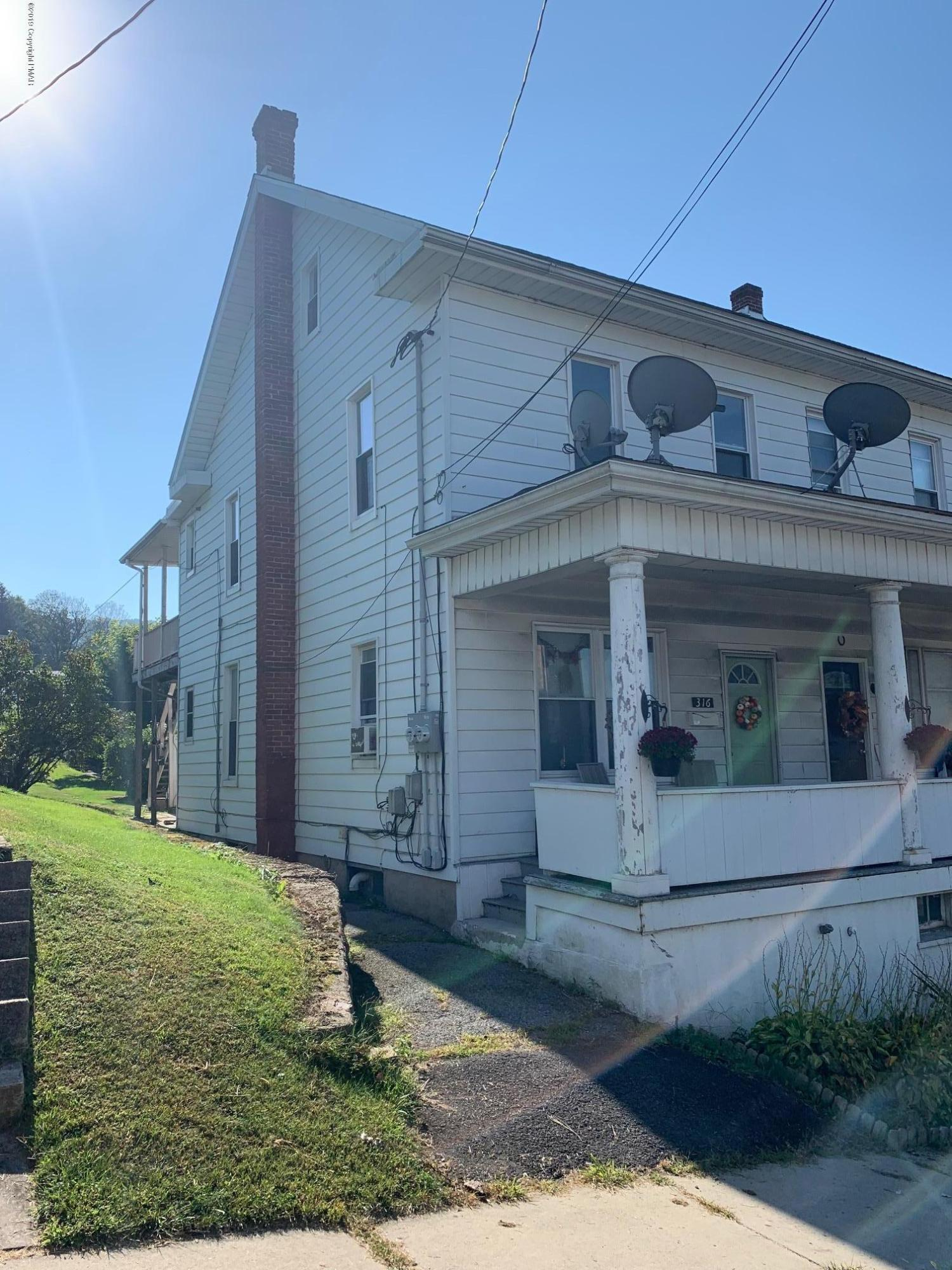 316 North St, Jim Thorpe, PA 18229