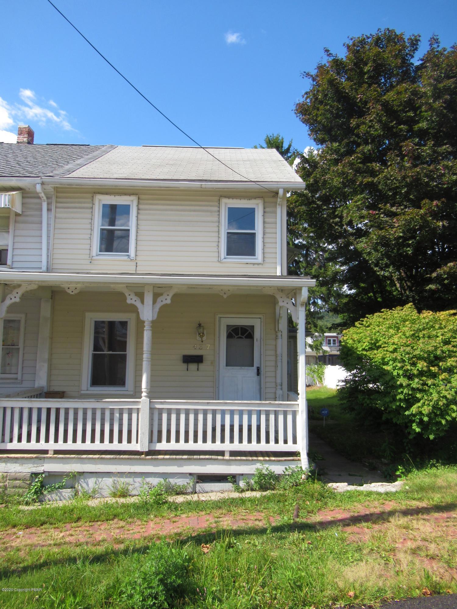 437 E Patterson St, Lansford, PA 18232