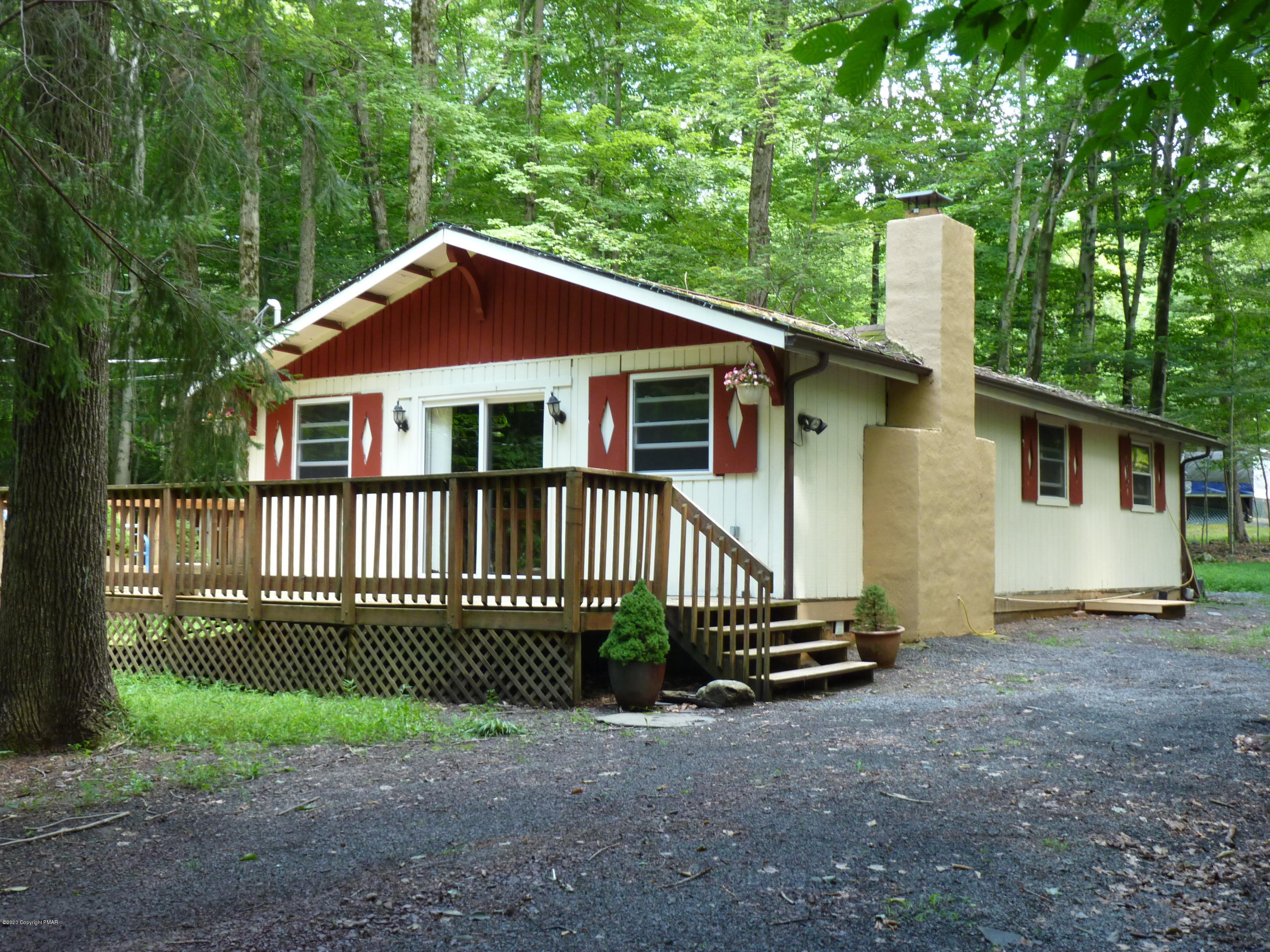 162 Mountain View Drive, Pocono Lake, PA 18347
