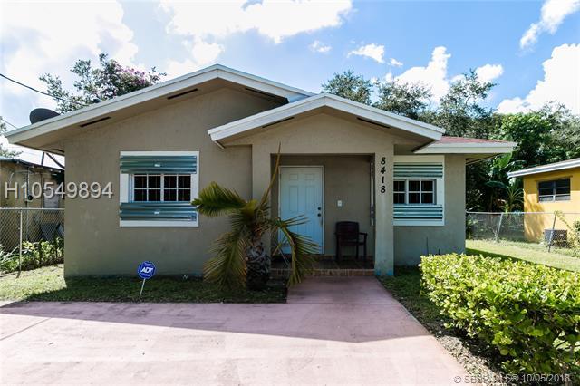 8418 Nw 14th Ave, Miami, FL 33147