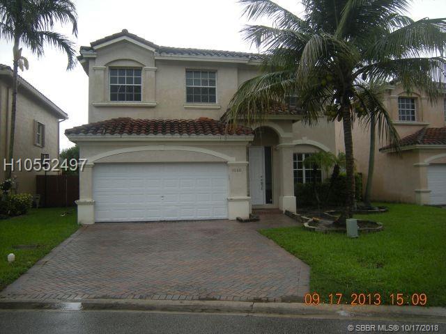 9860 Nw 20th Ct, Pembroke Pines, FL 33024