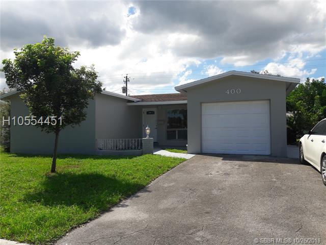 400 Sw 70th Ave, Pembroke Pines, FL 33023
