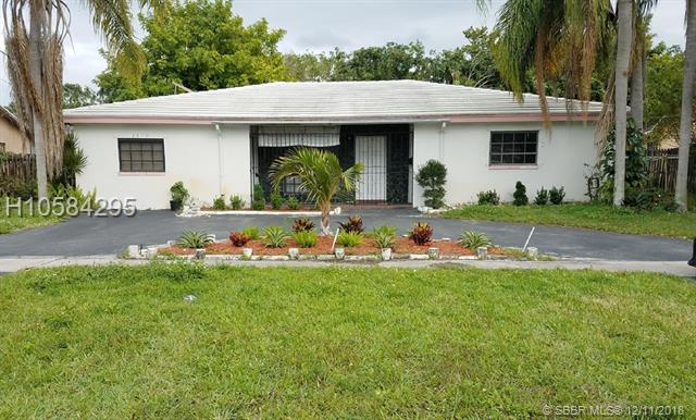 2070 Nw 47th Ave, Lauderhill, FL 33313