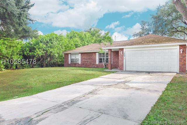 1442 Sw Malaga Avenue, Port St. Lucie, FL 34953