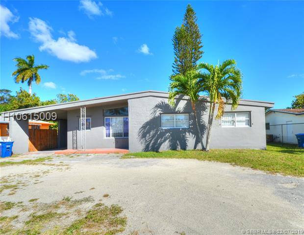 10815 Nw 23rd Ave, Miami, FL 33167
