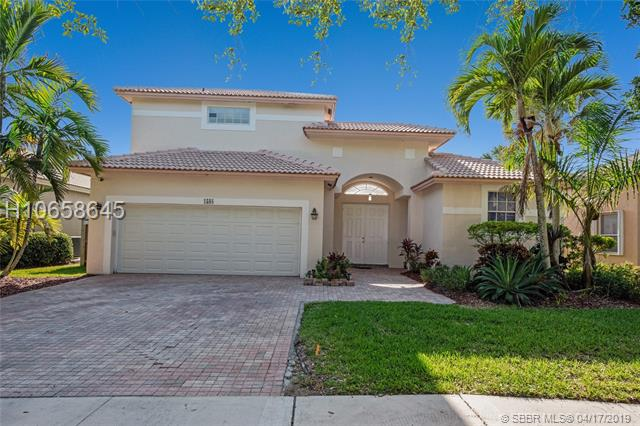 1588 Nw 171st Ave, Pembroke Pines, FL 33028
