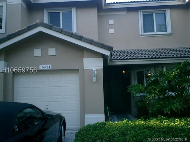15891 Sw 12th St, Pembroke Pines, FL 33027