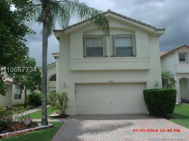 16312 Sw 23rd St, Miramar, FL 33027